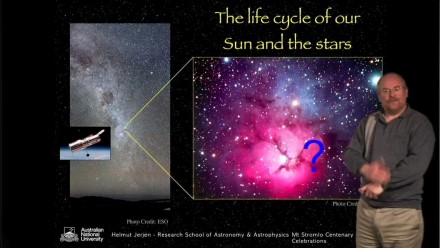 Helmut Jerjen: Tales of stars and stellar systems - part one