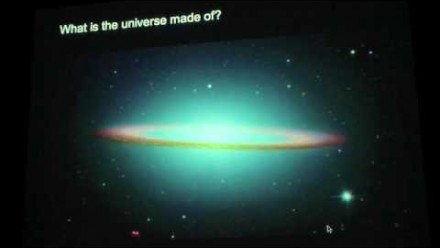 The greatest unsolved mysteries of the universe: Dr Paul Francis