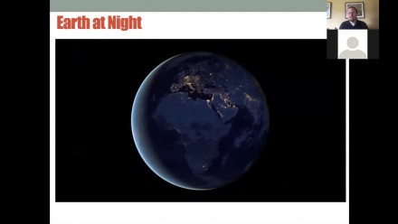 The Sun, Earth, and Moon - Dr Brad Tucker