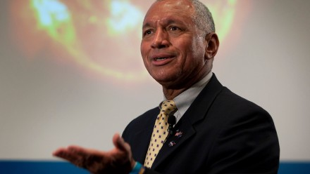 NASA: The next great chapter of exploration - Charles Frank Bolden Jr