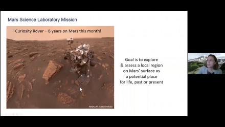 Professor Penny King: Lift Off to Mars – Exciting News About the Red Planet