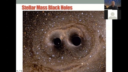 Black Holes - Dr Brad Tucker