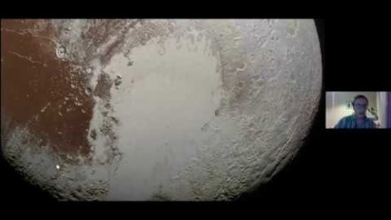 Geoff Bonning: The Geology of Pluto
