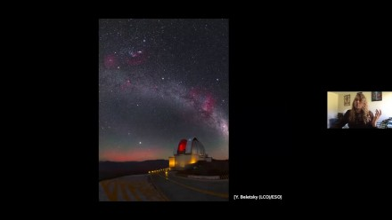 Adam Rains: Interferometry: When One Telescope Just Isn't Good Enough