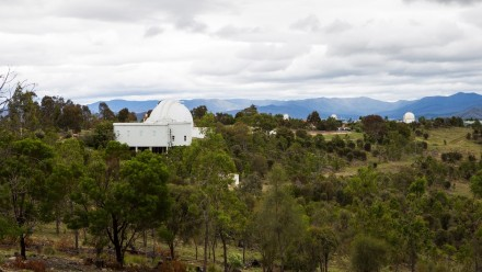 Stromlo during the day