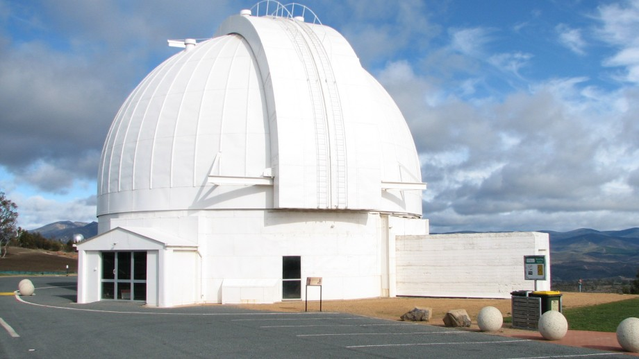 Mount Stromlo Observatory Site Tour Anu Research School