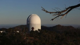 Anglo-Australian Telescope: Inside-Out ( AAT )